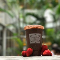 [Changi City Point] Chocoffee Fiesta Special: Peony Sense has launched new flavours, Chocolate Strawberry and Chocobanana which are exclusive to our Chocoffee Fiesta.