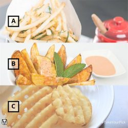 [foodpanda] TakeYourPick: You are the fries to my burger.