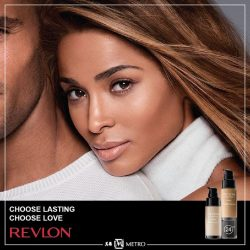 [Metro] Discover your perfect shade with Revlon ColorStay™ Makeup Collection.