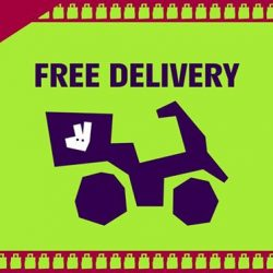 [PappaRich] Free deliveries on Deliveroo have been extended for another week!