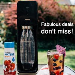 [SodaStream] What about a Relaunch Coupon discount on www.