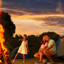 [StarHub] Make your camping dreams come true at the Singapore Zoo!