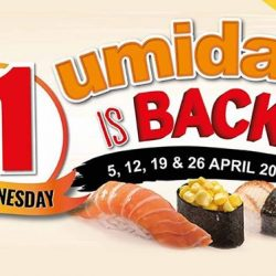 [The Seletar Mall] Craving for some sushi?