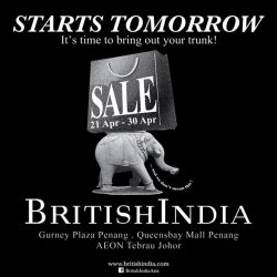 [BritishIndia] Surprise!