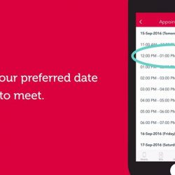 [Singtel] Save on waiting time at the shop by booking a Singtel Shop Appointment at your preferred time and location!