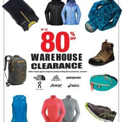 [LIV ACTIV] The Outdoor Venture Warehouse Sale is here!