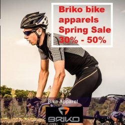 [thebigcountry] Briko Spring Clearing Sale 30-50% at Velocity@Novena Square 02-49/50