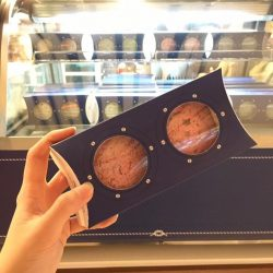 [The 1872 Clipper Tea Co.] Our tea puffs have just arrived at our Raffles City outlet!