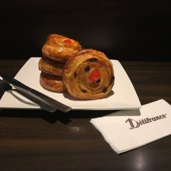 [Delifrance Singapore] Flaky, tasty and simply delightful with our aromatic coffee, our classic Viennoiseries are perfect for an afternoon break.