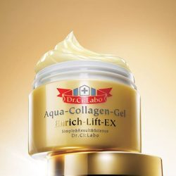 [Dr.Ci:Labo] Our Aqua collagen Gel Enrich-Lift is incorporated with a luxurious number of beauty ingredients to give you a multifunctional