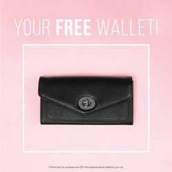 [colette by colette hayman] To celebrate our 7th birthday we're giving you a FREE WALLET!