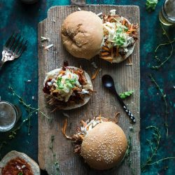 [Harvey Norman] Here's the recipe for XLBCR's latest creation - the Smoky Pulled Pork Burger made using a rice cooker!
