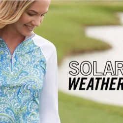 [Golf House Singapore] Greg Norman offers great golf apparels not just for men but also for women!