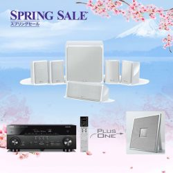 [YAMAHA MUSIC SQUARE] Yamaha Spring Sale Highlight:Add one more and have fun!