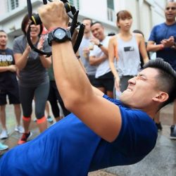 [Under Armour Singapore] 4 exercises, 4 minutes, and a chance to prove yourself.