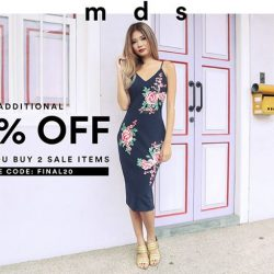 [MDSCollections] Limited time only.