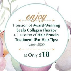 [Oriental Hair Solution] SetForSaturday with our latest promotions!