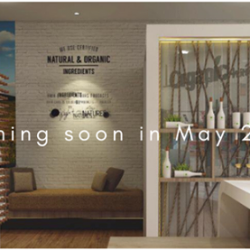 [Organic Hair Professional] Organic Hair Professional Singapore's new outlet is coming soon in May 2017 at Wheelock Place 02-02!