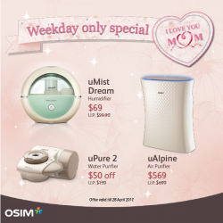 "[OSIM] Nothing says ""I Love You Mum"" more than these household must-haves!"