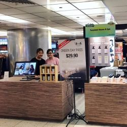 [Yunomori Onsen and Spa] Have you visited us at our roadshow yet?
