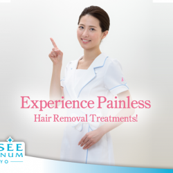 [Musee Platinum] No one said personal grooming had to cost you so much pain!