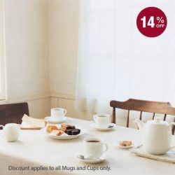 [MUJI Singapore] Come by and enjoy further discounts from now till 17 May.