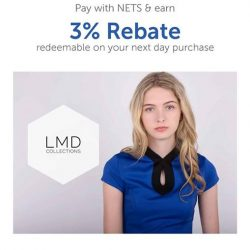 [LMD Collections] Our latest collaboration with Nets to bring you more benefits!