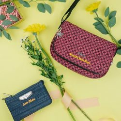 [Kipling] Shower mum with all the love she deserves this MothersDay 💐 Receive FREE embroidery service with any purchase!