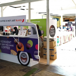 [Changi City Point] Our Chocoffee Fiesta is still going on daily at the Level 1 Atrium until 16 Apr!