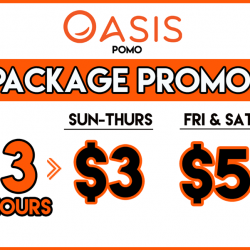 [OASIS Cafe] April is ending soon!