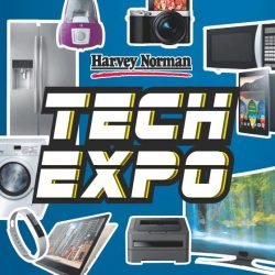 [Harvey Norman] Join us at HarveyNormanSG Tech Expo 2017 for great savings, exclusive promotions and fun activities this LongWeekend!