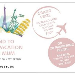 [BERING] Win a vacation for Mum this Mother's Day!