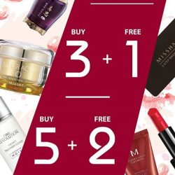 [Missha Singapore] Time to stock up on your K-beauty stash!