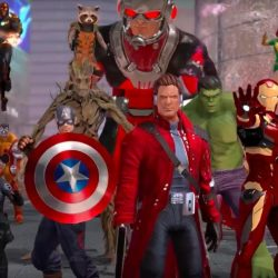 [GameMartz] Marvel Heroes Omega Coming to PS4 and Xbox One This Spring!