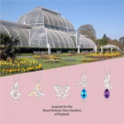 [CITIGEMS] Check out the second design from our Lush Love Collection, inspired by the Kew Royal Botanic Gardens in England, a