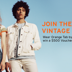 [Levi's] Return to the '70s with Levi's® Orange Tab at https://campaigns.