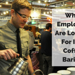 [Blocs Inc] Looking for 2 full time baristas and coffee course trainers to cope with expansion plan.