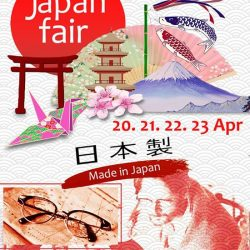 [Optique Paris-Miki] Hurry down to Paris Miki 'Japan Fair' at BUGIS JUNCTION & VIVO CITY,  now till 23 Apr 2017!