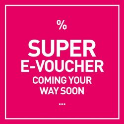 [Novita] Existing novita customers can look out for a super e-voucher (NC_ _ _ _ _), coming to you by