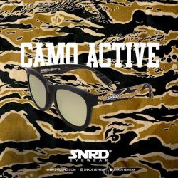 [SNRD] Watch out for the much anticipated launch of new CAMO ACTIVE series.