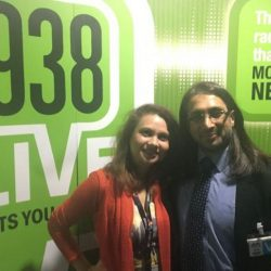 [British Council] Shabir Aslam, our Director of Education was recently a guest on the 938LIVE - Culture Cafe show.