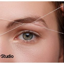[iBrow Studio] Eyebrow threading is such a life saver and it creates gorgeous brows without causing hurting you!