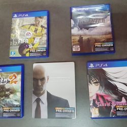 [GAME XTREME] Secondhand ps4 game Buy 2 get $5 DISCOUNT Buy 3 get $15 DISCOUNT【PROMO DURATION】 While Stocks Last!