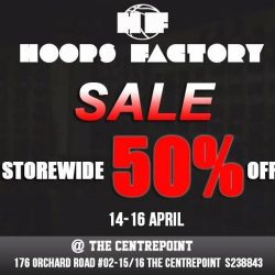 [Hoops Factory] Egg-citing Easter sale!