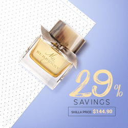 [COSMETICS & PERFUMES BY SHILLA] Up to 40% savings on your favourite items when you shop at Shilla!