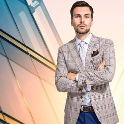 [The Bespoke Club] Vitale Barberis Canonico Ultra light fabric is one of the few products where perfection has been achieved, simultaneously offering versatility