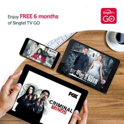 [Singtel] Change the way you watch TV.