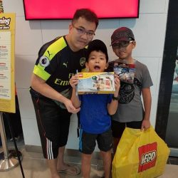 [Bricks World (LEGO Exclusive)] Congratulations to our first sure win scratch card winners.