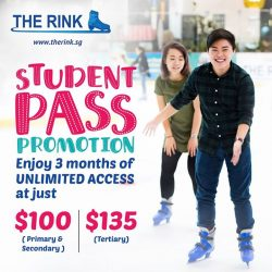 [THE RINK] Are you a thrill seeker?