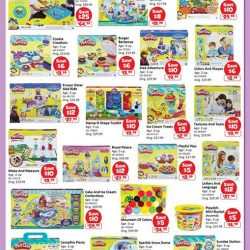 [Babies'R'Us] This month's flyer focuses on teaching and inspiring kids through toys and games!